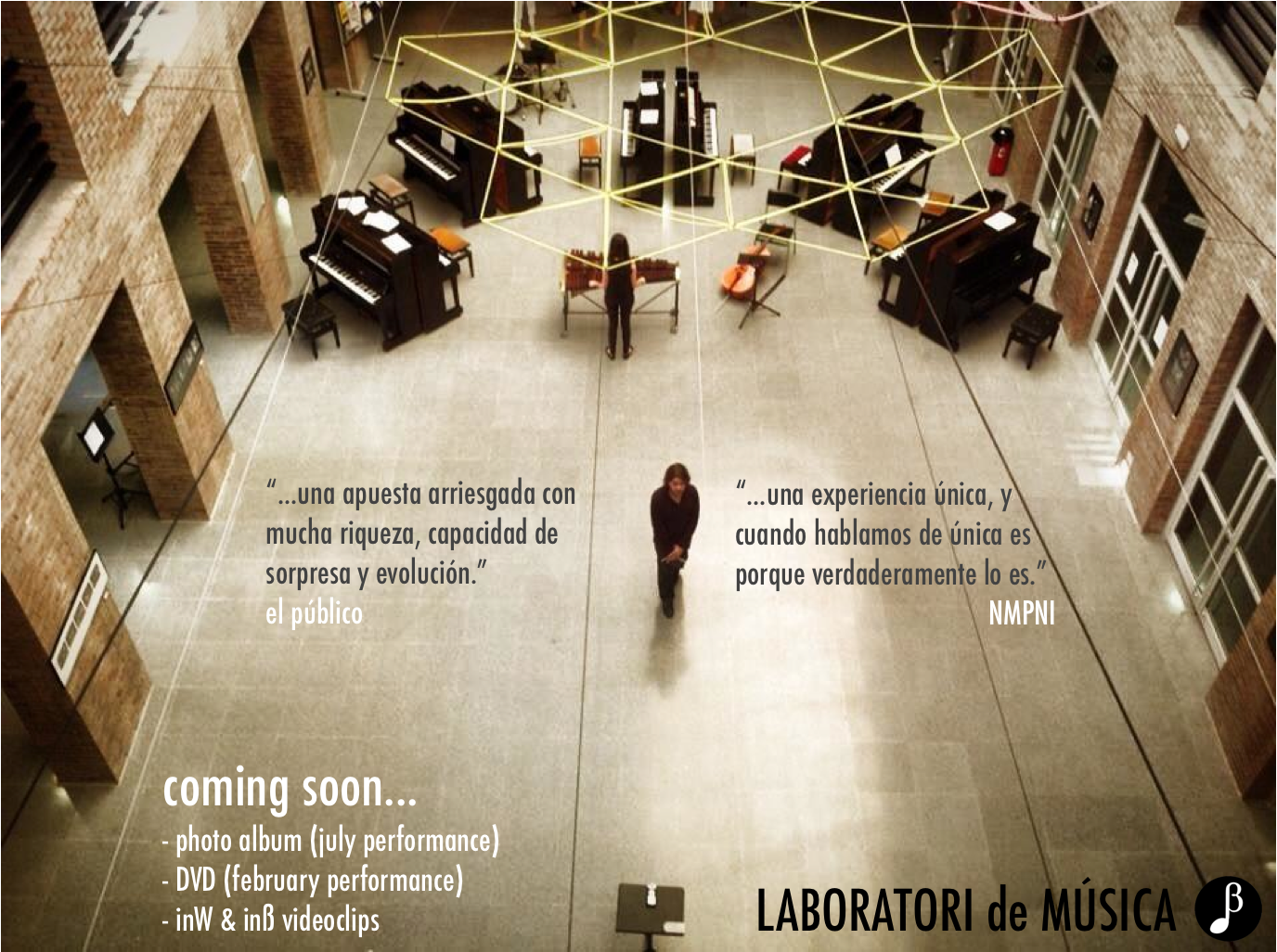 laboratori coming soon